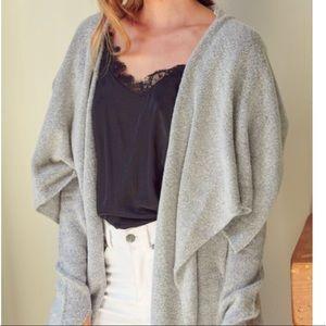 Mustard Seed Sweaters - Open Knit Cardigan